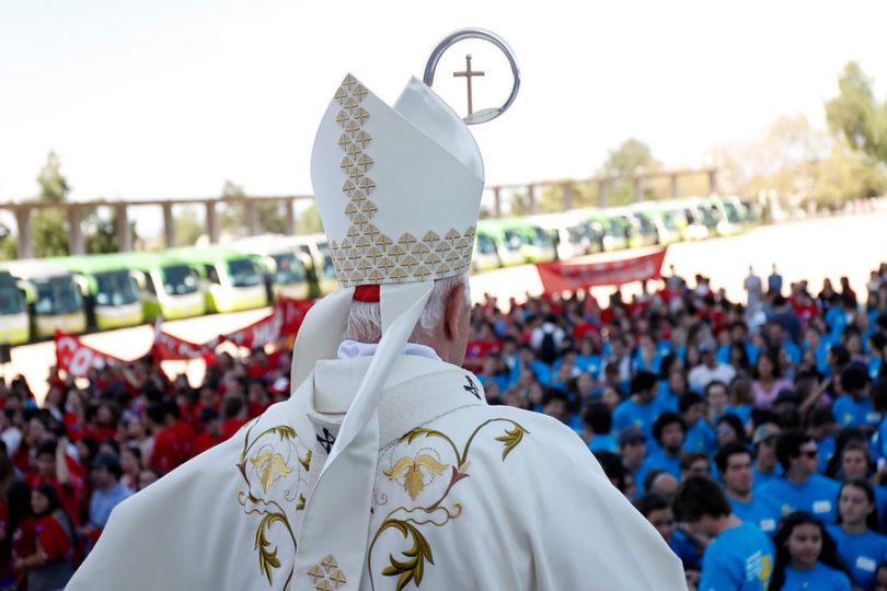 Disculpe Papa, ¿nos dejaría continuar con nuestra democracia?