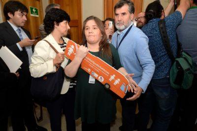 """""""A mi hijo se lo llevó el lobby de la diversidad sexual"""": la exposición de Marcela Aranda por Ley de Identidad de Género"""