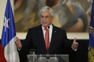 Es oficial: Sebastián Piñera anunciará a su nuevo gabinete este martes en el ex Congreso