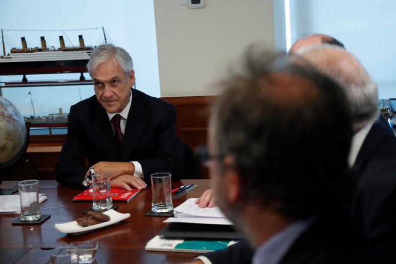 Sebastián Piñera habla por primera vez sobre escándalo del Banco Mundial