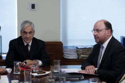 Alfredo Moreno asumiría el Ministerio de Desarrollo Social: pasará a ser parte del comité político