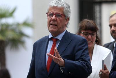 """Nicolás Eyzaguirre asegura que manipulación del ranking del Banco Mundial """"no fue favorable"""" para Guillier"""