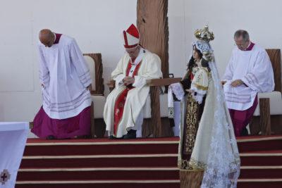 VIDEO |Las palabras en mapudungún con las que el Papa Francisco inició misa en Temuco