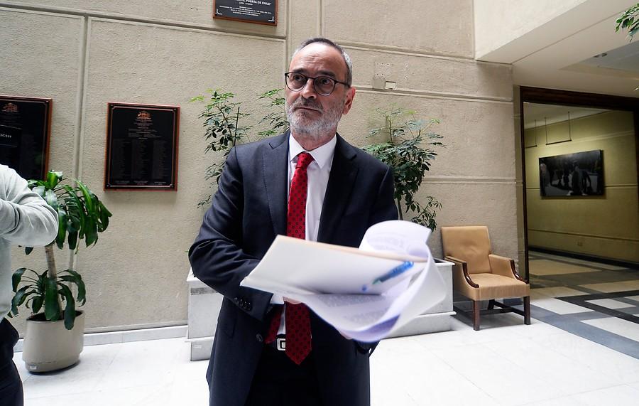 """""""René Saffirio llegará al Tribunal Constitucional para evitar que Zaldívar sea parte del Consejo de Asignaciones"""""""