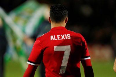 """Mourinho llenó de elogios a Alexis en su debut: """"Nos dará madurez y clase extra"""""""