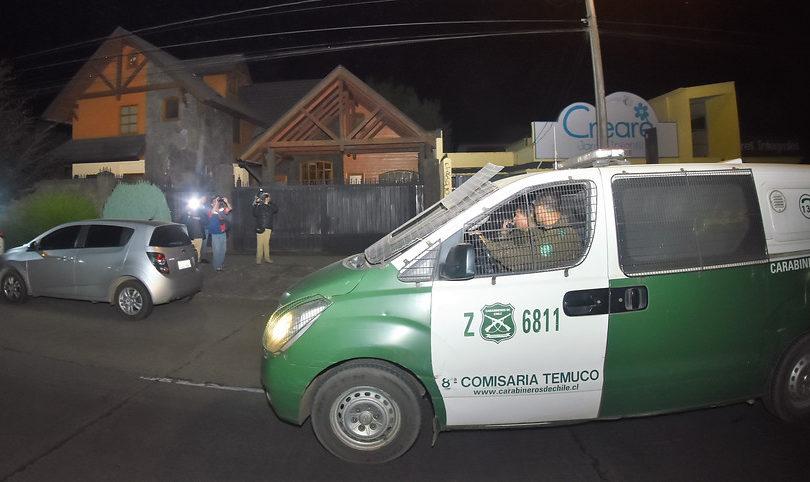 Operación Huracán: peritaje externo confirma que pruebas presentadas por Carabineros fueron manipuladas