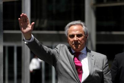 """Iván Moreira celebra salida alternativa en caso Penta: """"Aquí no hubo impunidad alguna"""""""