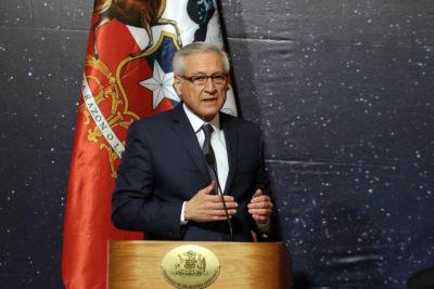 Chile suspende de manera indefinida su participación en diálogo en Venezuela