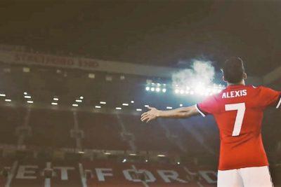VIDEO | Los números en Europa de Alexis Sánchez, nuevo jugador del Manchester United
