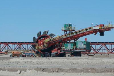 Antofagasta Minerals alcanzó una producción de cobre superior a las 700 mil toneladas en 2017