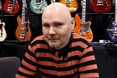 Vocalista de Smashing Pumpkins confiesa que padece una grave enfermedad