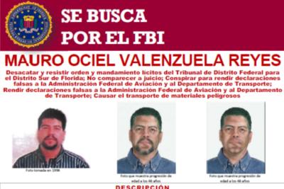 Puede estar en nuestro país: quién es el chileno por el que el FBI ofrece millonaria e inédita recompensa