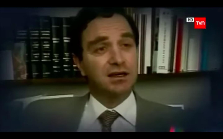 """""""El video que Hernán Larraín quiere enterrar: reviven registro del nuevo ministro de Justicia y DD.HH. inmolándose por Paul Schaffer"""""""