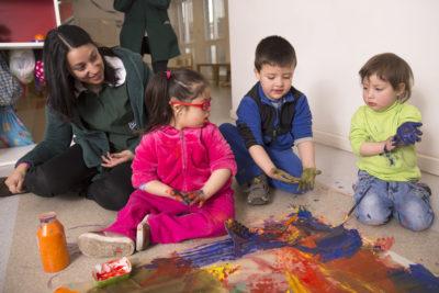 Tips de la Junji para elegir un buen jardín infantil o sala cuna