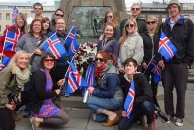 Islandia: es ilegal que un hombre gane más que una mujer por igual trabajo