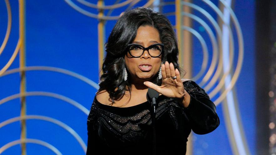 """""""Donald Trump y eventual candidatura presidencial de Oprah Winfrey:"""