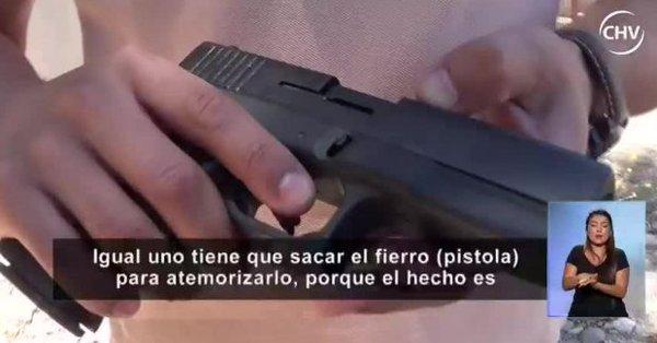 Ministerio Del Interior Se Querella Contra Banda De