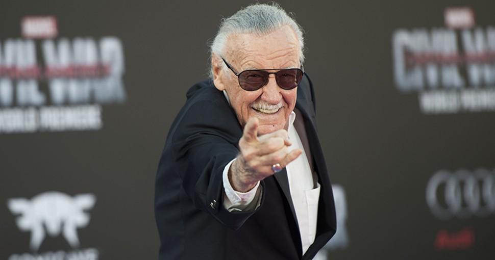 """""""Stan Lee, ícono de Marvel, es acusado de acosar a sus enfermeras"""""""