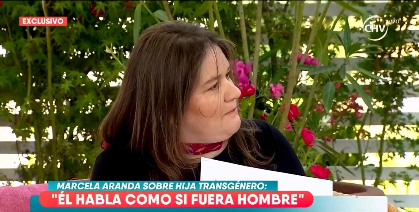 """La polémica cita de Marcela Aranda para asegurar que su hija """"volverá"""" a ser Rubén"""