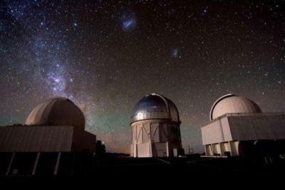 Red troncal de fibra óptica de alta velocidad recogerá big data para la observación astronómica