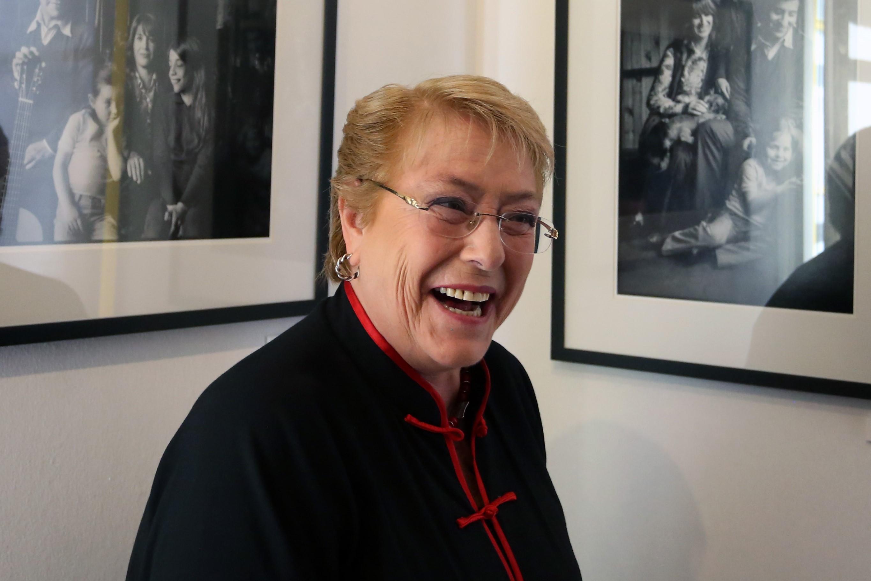 """""""¡Cumplimos!"""": la celebración de Bachelet por nuevo proyecto aprobado por el Congreso"""