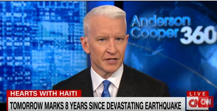 VIDEO  Conductor de CNN hace emotiva defensa de Haití tras polémicas declaraciones de Trump
