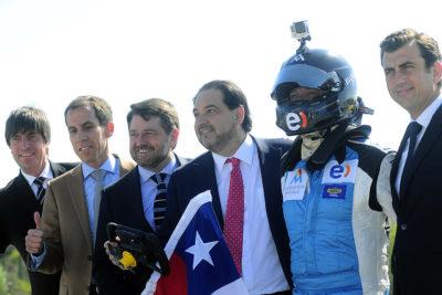 Alcalde de Santiago amenaza con no autorizar Fórmula E tras recibir información inexacta