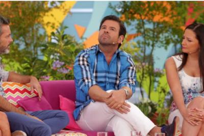 Ignacio Gutiérrez vuelve a pantalla en TVN con durísimas palabras contra CHV y la discriminación por ser gay