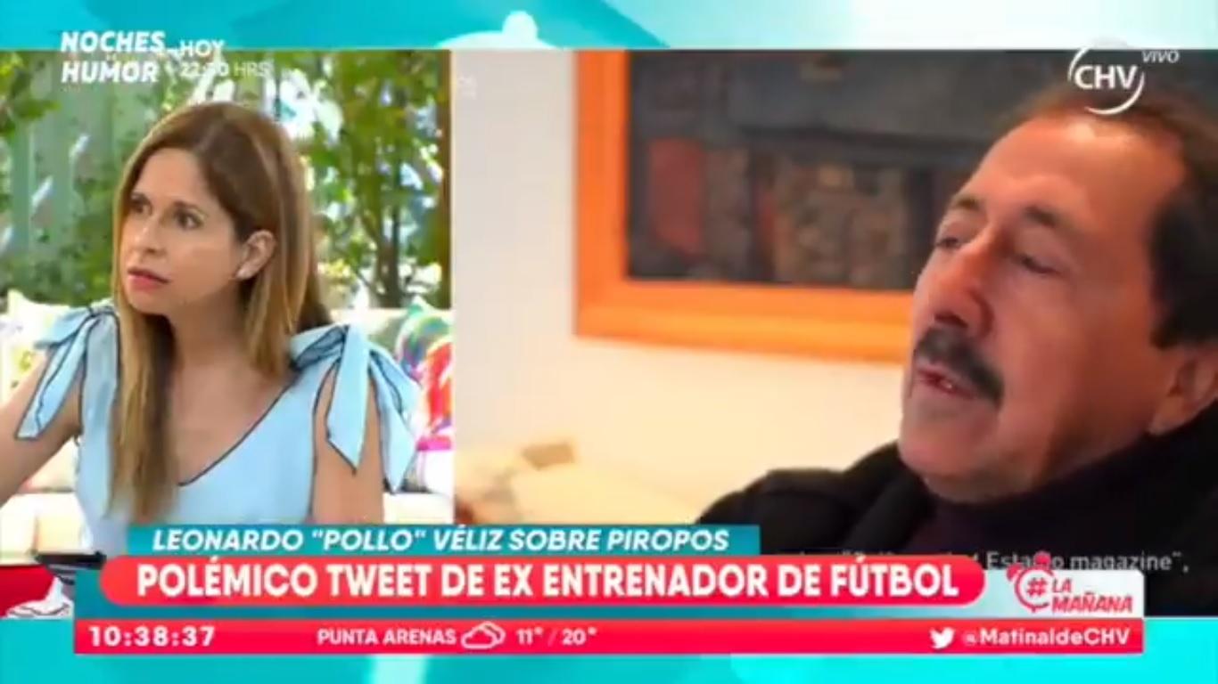"""""""VIDEO  Su rostro lo dice todo: a Karina Álvarez se le cayó la cara con palabras de Pamela Díaz sobre acoso callejero"""""""