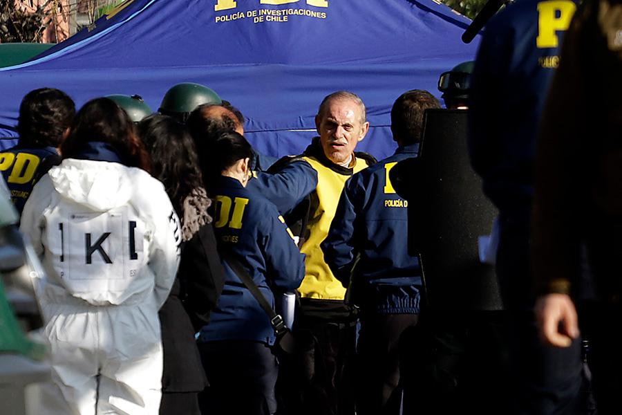 Krassnoff y otros dos ex miembros de la DINA son condenados por homicidio de Miguel Enríquez