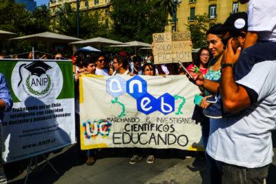 Las 10 propuestas  para la ciencia chilena