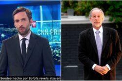 """""""¿Se puede discrepar con Matamala sin ser tratado de ignorante?"""": round de antología entre Luis Larraín y rostro de CNN"""