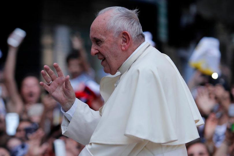 """Papa cuenta de su visita a Chile en el Vaticano: """"Confirmé a mis hermanos el rechazo de cualquier compromiso con abuso sexual de menores"""""""
