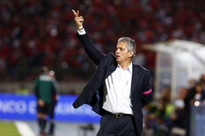 La foto que revela la inminente firma de Reinaldo Rueda como entrenador de la selección de Chile