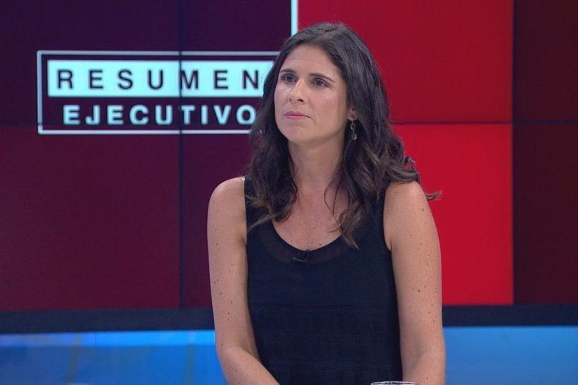 """Sylvia Eyzaguirre hace llamado a """"perfeccionar"""" el sistema tras rechazo a Admisión Justa"""