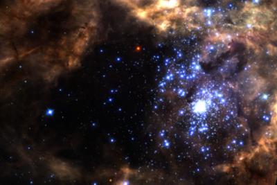 Las teorías que circulan luego que telescopio canadiense captara señales de una galaxia lejana