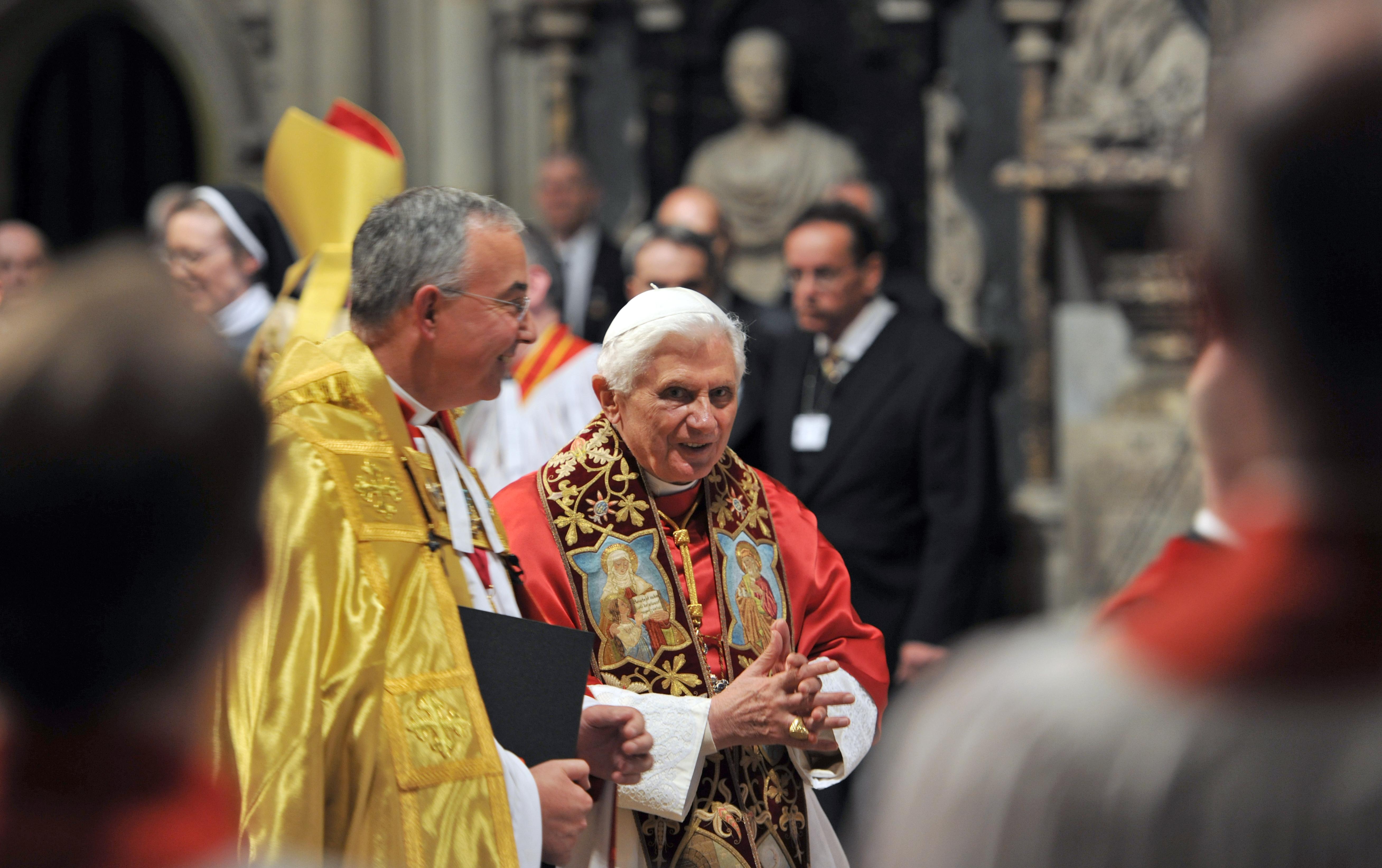 Benedicto XVI envía carta donde asegura que se acerca su muerte