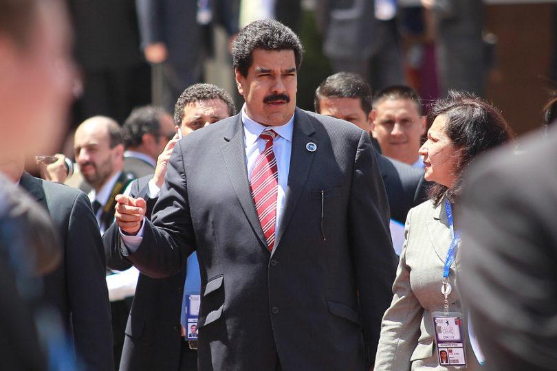 Venezuela y la No intervención
