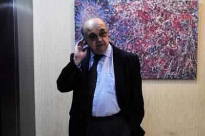 ¿Piñera tiene un tapado para la intendencia de Valparaíso?