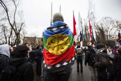 Informe INDH: 81,6% cree que los pueblos originarios son violentos