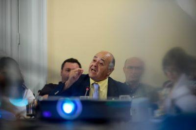 Jorge Ulloa, el diputado por 28 años y defensor de Pinochet que liderará la Región del Bío Bío