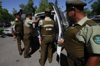 Gobierno impulsa intervención de Carabineros en cercanía de colegios de la RM
