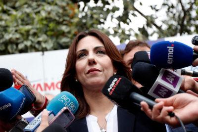 Piñera devuelve la mano a Alejandra Bravo y la nombra en Bienes Nacionales