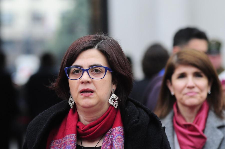 """Claudia Pascual: """"Logramos cumplir el programa de la Presidenta para superar desigualdades contra las mujeres"""""""