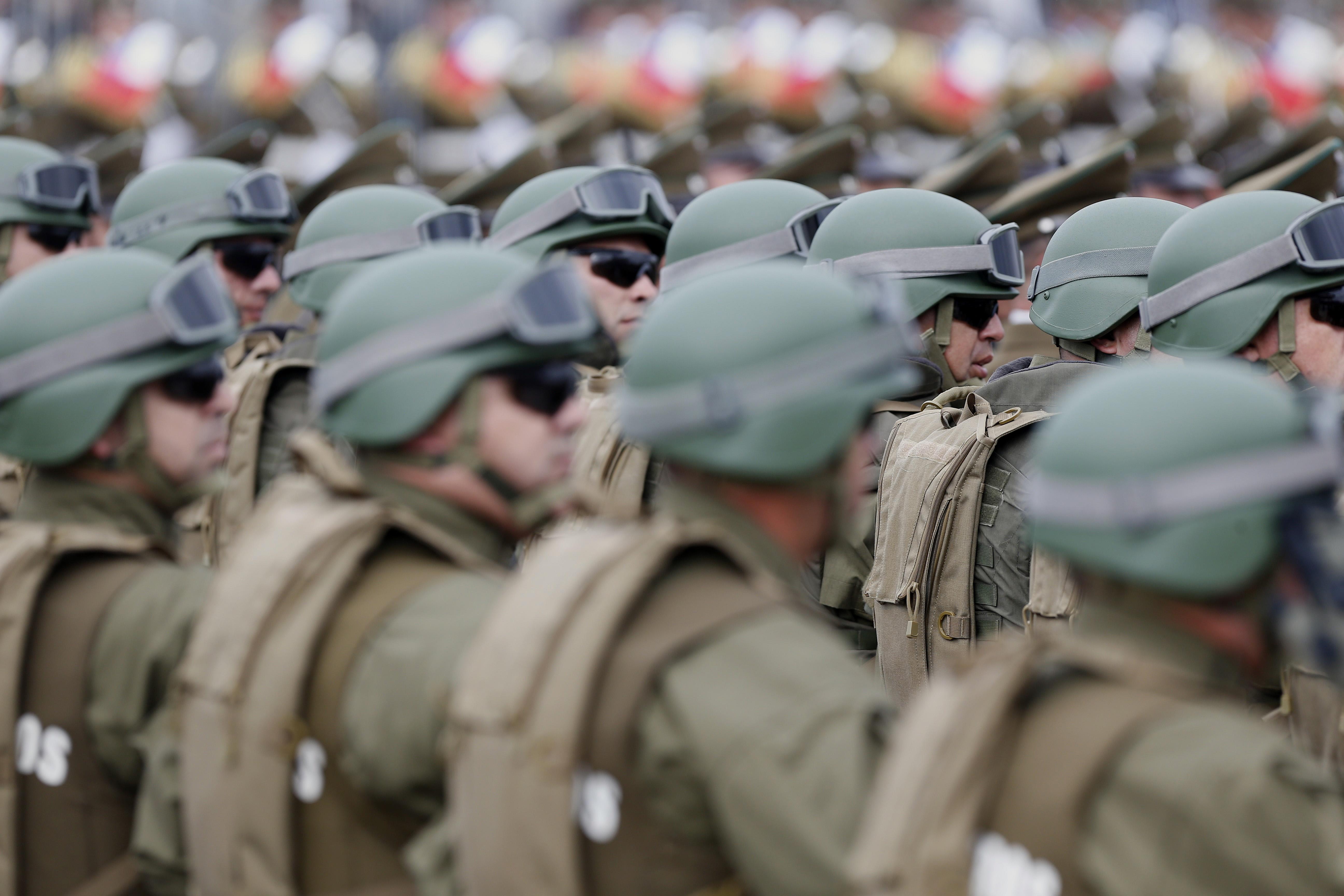 Acusó problemas psiquiátricos: suspenden audiencia de formalización de involucrada en fraude del Ejército