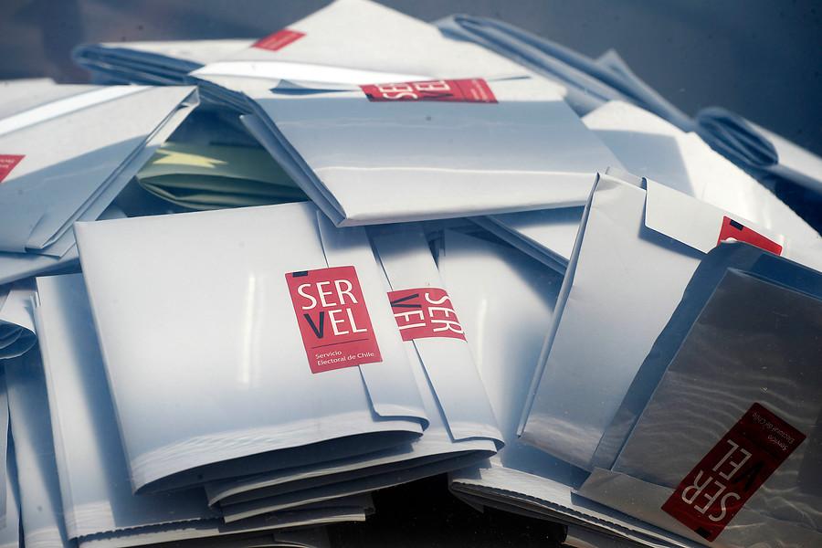 La mayoría de los candidatos en las últimas elecciones presentan observaciones del Servel