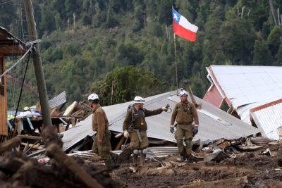 Encuentran restos óseos de lo que sería la víctima Nº 19 del aluvión en Villa Santa Lucía