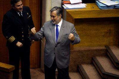 Alejandro Guillier aparece como carta de unidad para presidir el Senado a partir de marzo