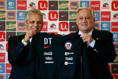 Estreno de Reinaldo Rueda al frente de la Selección Chilena será ante Suecia