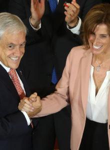 """Marcela Cubillos tras reunión con Piñera: """"Queremos salir de una dicotomía que se oponga al desarrollo"""""""